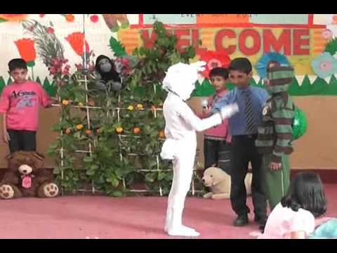 Working Folks Grammar School D I Khan 1 Female Grand Assembly Drama