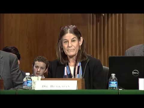 Lisa Berkman serves as witness at Senate hearing held by Bernie Sanders on Americans Dying Young