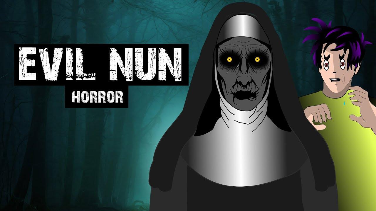 Download Evil Nun | Horror Stories in Hindi Animated Shorts | Bhootiya Kahaniya | Apk Android games story