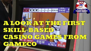 A Look at the First Skill-Based Video Game Gambling Machine (VGM) Coming to U.S. Casinos