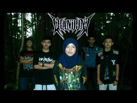 GRANDONG _ Nyeri Hate ( Bandung Slamming Death Metal )