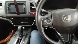 Honda HRV 1.5 E CVT 2015 ( review mobil second )