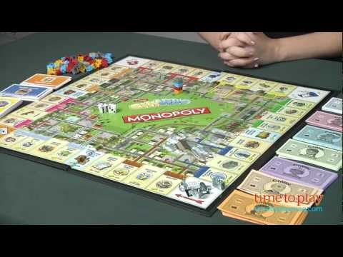 CityVille Monopoly from Hasbro