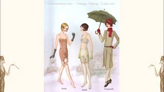Animated 1920s Fashion Feature Thumbnail
