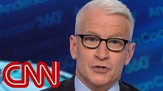 Anderson Cooper debunks Trump