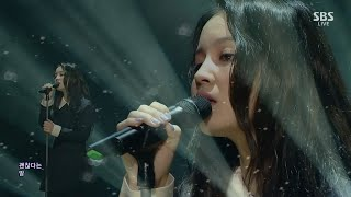 Gambar cover LEE HI - '한숨 (BREATHE)' 0327 SBS Inkigayo