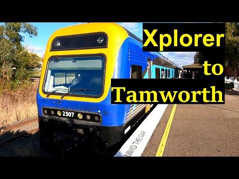 NSW Trainlink XPLORER