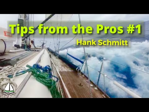 Crew on an Offshore Sailboat BEFORE you Sail Away!     (Patrick Childress Sailing #41)