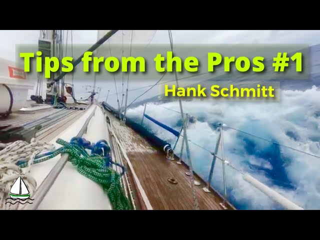 Sailing Tips From the PROS! (Sail the World as Crew, Safely!) Patrick Childress Sailing #42