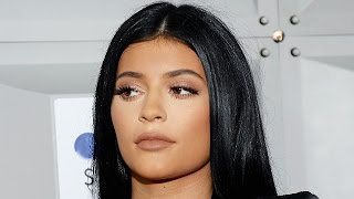 Kylie Jenner Tells Creepy Fan to GTFO Of Her Face - VIDEO