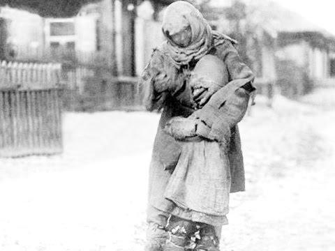 Famine in Qazaqstan & Ukraine - (1928-1934)