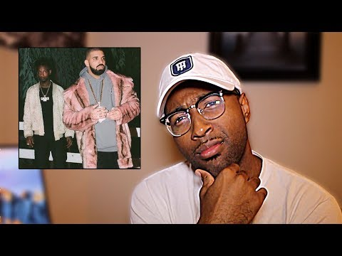 21 Savage - Issa Feat. Drake & Young Thug (REVIEW / REACTION)
