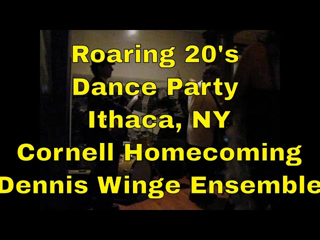 Cornell Homecoming Party | Dance Band Ithaca NY