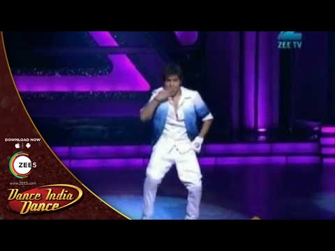 Dance India Dance Season 3 Feb. 18 '12 - Neerav