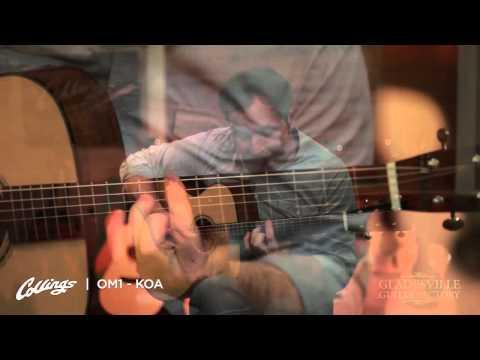 Collings OM1 Koa with Matt Tonks