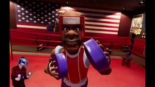 """Knockout League [PSVR] First Impressions! """"Professional"""" """"fighter"""" Punch out inspired VR game"""