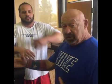 Louie Simmons Live Demonstrations At Westside Barbell