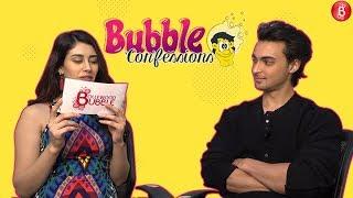 Aayush Sharma & Warina Hussain Have 'Con'fessions To Make! Exclusive