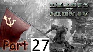 POSTUP NA VŠECH FRONTÁCH (RUSKO) | hearts of iron 4 : millennium dawn # 27