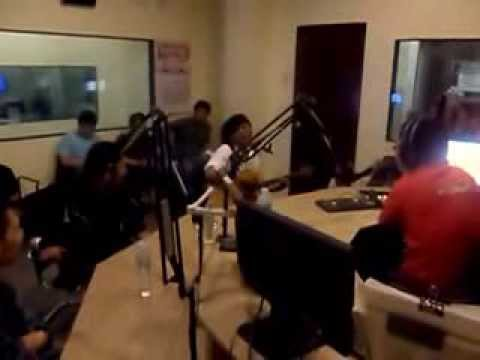 NORMAN MITCHELL live @ Magnum Radyo 99.9 FM
