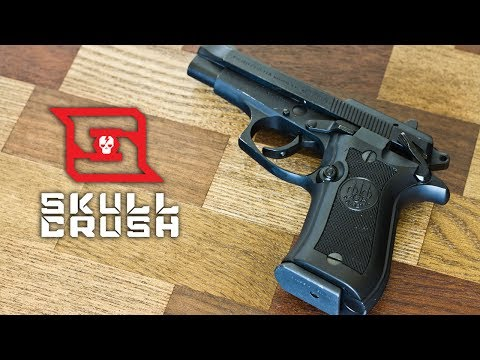 How to Clean the Beretta 84 and 85 Cheetah