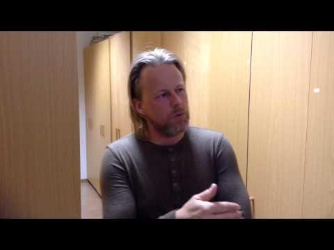 Interview with Starri Heidmarsson