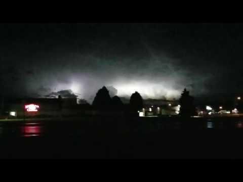 Nature's  Light Show #2 Godzilla Brain Stew