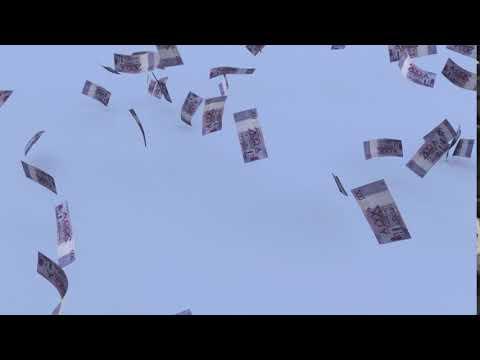 DIGITAL ASSET Houdini Money Rain (Mantra)