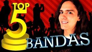 TOP 5 Mis Bandas Favoritas