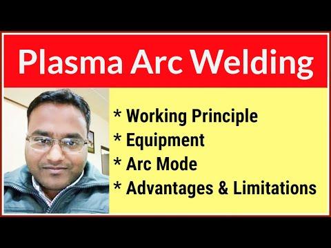 English Plasma Arc Welding Paw Youtube