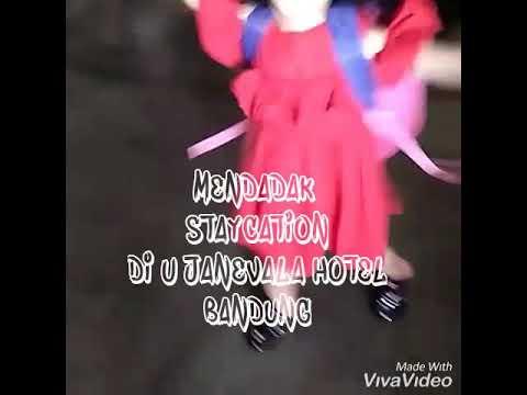 Alula Mendadak Menginap Di Hotel U Janevalla Hotel Bandung