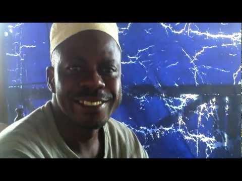 Jambiani camp 2012