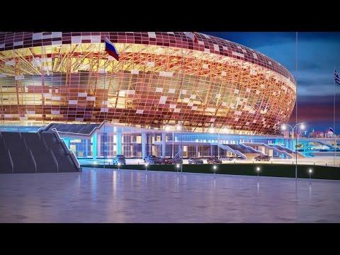 Как сейчас выглядит Мордовия Арена? (стадион Саранск) mordovia arena, russia stadium world cup 2018