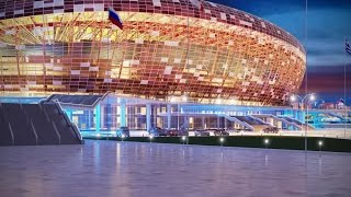 Как сейчас выглядит Мордовия Арена? (стадион Саранск). Mordovia arena, russia stadium world cup 2018