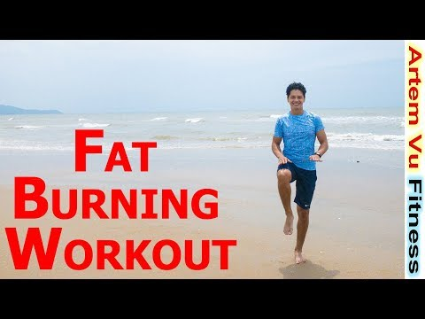 full-body-fat-burning-workout-at-home-for-everyone-in-5-minutes-#artemfitness