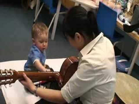 Watch A Music Therapy Session Youtube