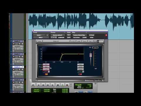 How to achieve the filtered voice effect