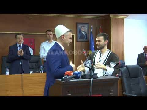 Bekim Jashari betohet për kryetar të Skënderajt - 11.12.2017 - Klan Kosova