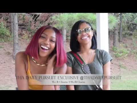 We R Charm interview with ThA Daily Pursuit