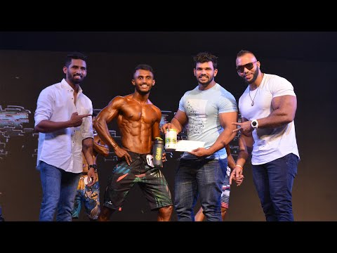 Judging For The First Time In Goa For PLEXUS 2019 | Men's Physique Event
