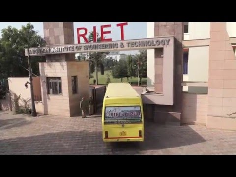 RIET JAIPUR | RAJASTHAN INSTITUTE OF ENGINEERING & TECHNOLOGY