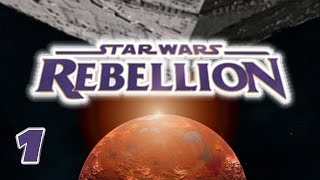 Let's Play | Star Wars: Rebellion - Part 1