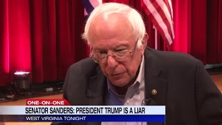 "Dan Thorn: Exclusive Interview w/ Senator Bernie Sanders:  Revisiting ""Trump Country"""
