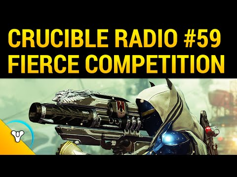Crucible Radio Ep. 59 - Tourneys and Artifacts (ft. nKuch)