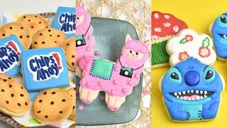 10 AMAZING DECORATED COOKIES by HANIELA