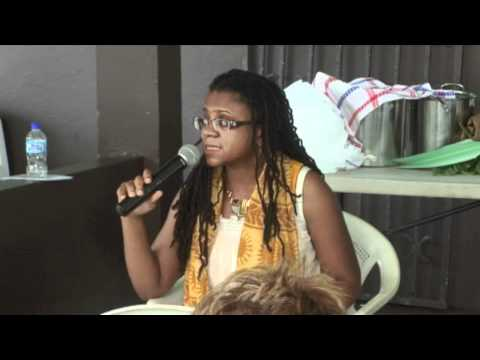 Mainstreaming The Maroon - Dr. Gillian Marcelle