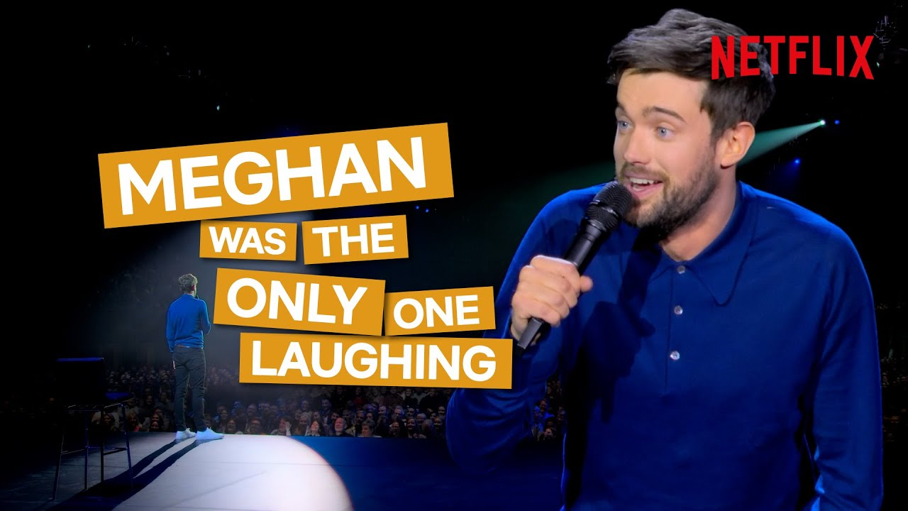 Jack Whitehall On Bombing Prince Charles' Birthday Gig | Stand Up