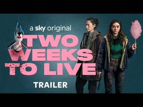 Two Weeks To Live | Trailer | Sky One ver two weeks to live
