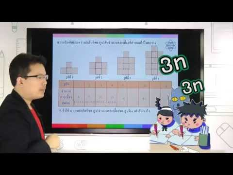 คณิตศาสตร์ เรื่อง สมการเชิงเส้นตัวแปรเดียว ตอนที่ 1