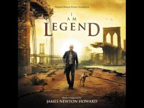 I Am Legend Soundtrack-Main Theme